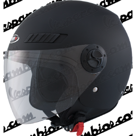 CASCO SH-65 NEGRO MATE